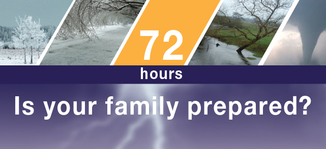Is Your Family Prepared?