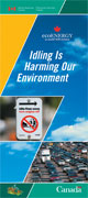Idling is Harming Our Environment - Brochure