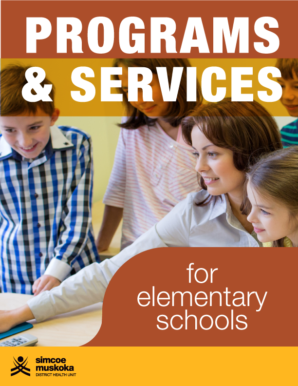 Programs and Services for Elementary Schools