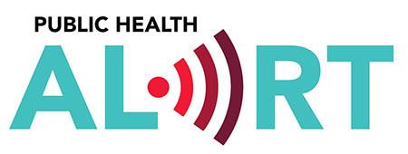 Public Health Alert logo