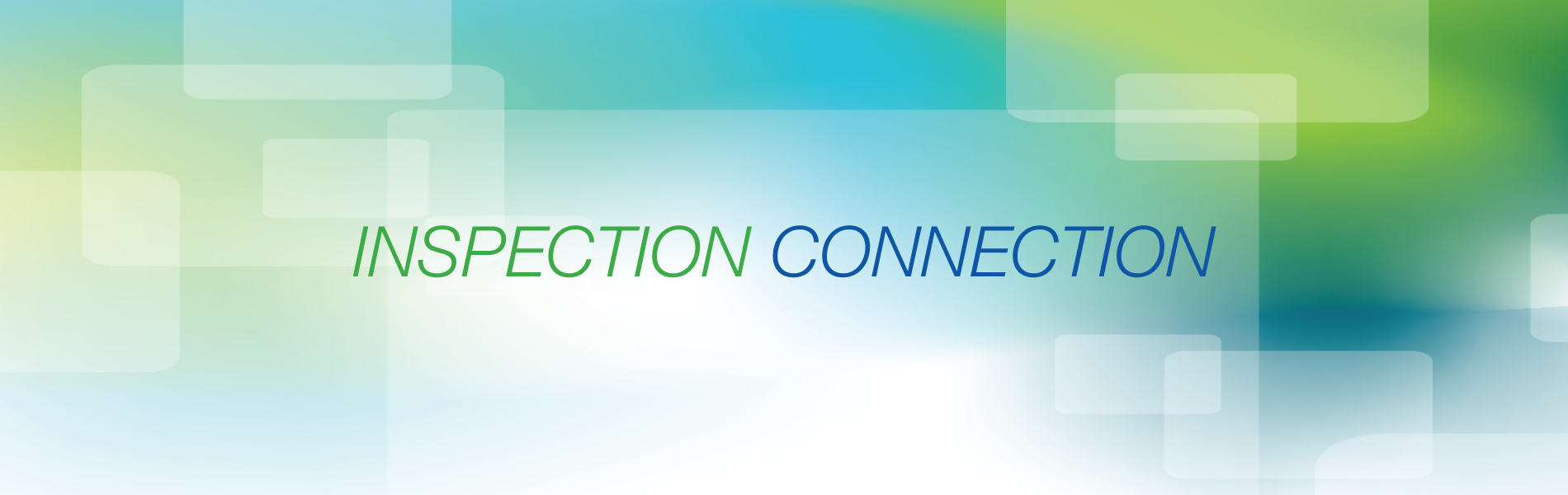 Inspection Connection Banner image