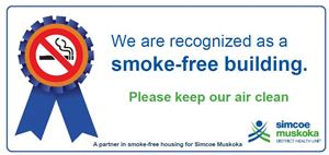 20161017OwnerLookingToAddHealthyClauseToTownhouseComplex_SmokeFreeBuidlingRecognitionDecal